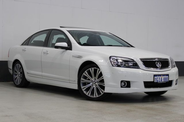Used Holden Caprice V, Bentley, 2015 Holden Caprice V Sedan