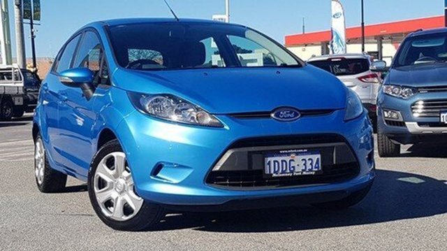 Used Ford Fiesta CL, Morley, 2009 Ford Fiesta CL Hatchback