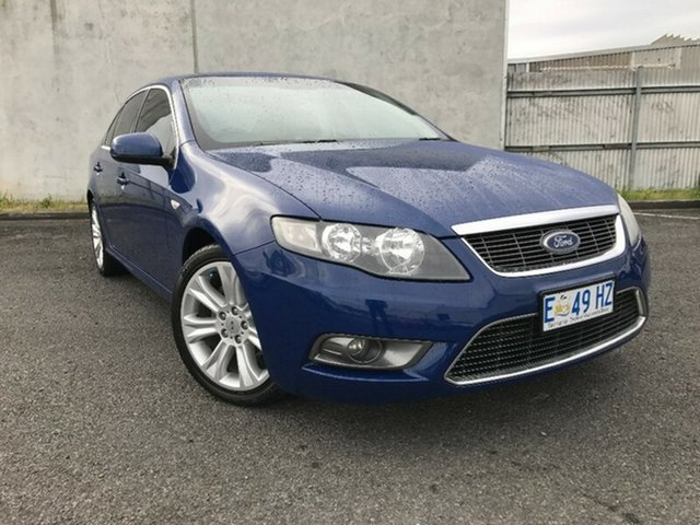 Used Ford Falcon G6 Limited Edition, Hobart, 2009 Ford Falcon G6 Limited Edition Sedan