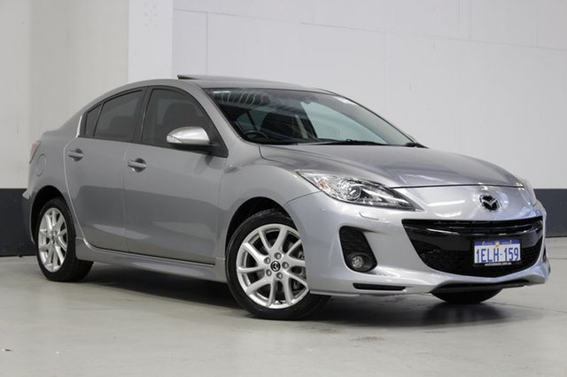 Used Mazda 3 SP25, Bentley, 2013 Mazda 3 SP25 Sedan