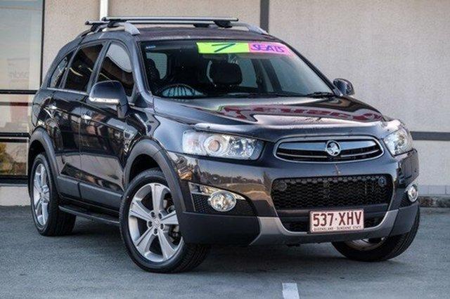 Used Holden Captiva 7 AWD LX, Moorooka, Brisbane, 2012 Holden Captiva 7 AWD LX Wagon