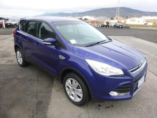 Used Ford Kuga Ambiente AWD, Altona North, 2014 Ford Kuga Ambiente AWD Wagon