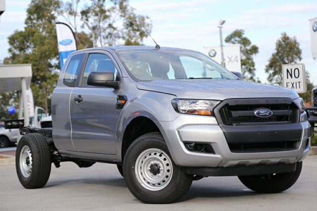 Discounted New Ford Ranger XL Super Cab 4x2 Hi-Rider, Narellan, 2017 Ford Ranger XL Super Cab 4x2 Hi-Rider Cab Chassis
