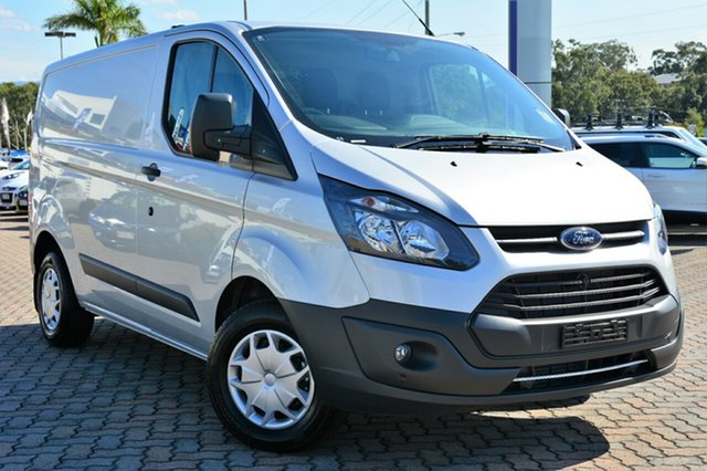 Discounted Demonstrator, Demo, Near New Ford Transit Custom 290S Low Roof SWB, Southport, 2016 Ford Transit Custom 290S Low Roof SWB Van