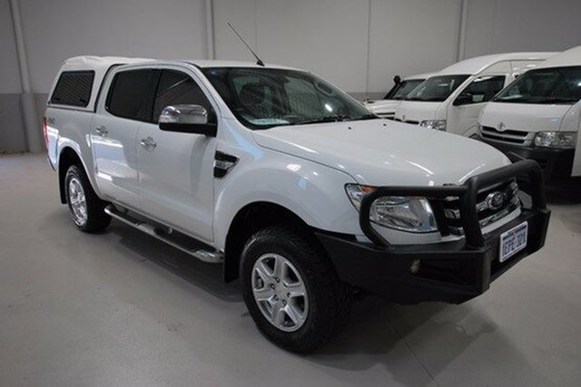 Used Ford Ranger XLT Double Cab, Kenwick, 2014 Ford Ranger XLT Double Cab Utility