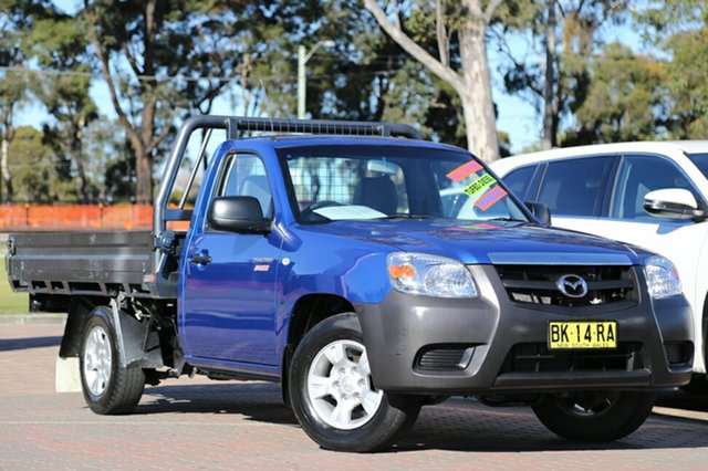 Used Mazda BT-50 DX, Southport, 2011 Mazda BT-50 DX Cab Chassis