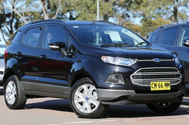 Used Ford Ecosport Trend PwrShift, Southport, 2015 Ford Ecosport Trend PwrShift SUV