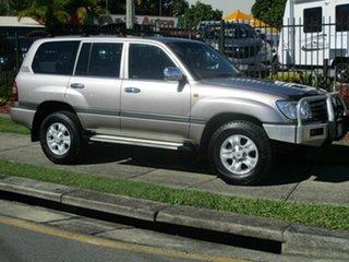 Used Toyota Landcruiser GXL (4x4), Springwood, 2005 Toyota Landcruiser GXL (4x4) UZJ100R Upgrade II Wagon