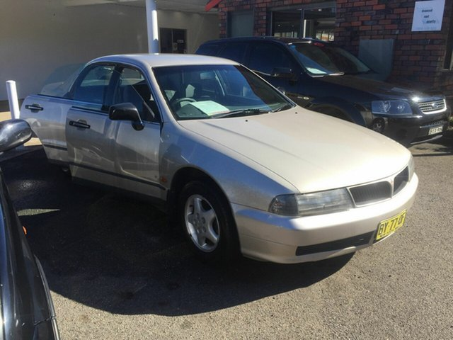 Used Mitsubishi Magna  , 1998 Mitsubishi Magna Gold 4 Speed Automatic Sedan