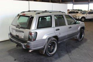 2000 Jeep Grand Cherokee Laredo (4x4) Wagon.