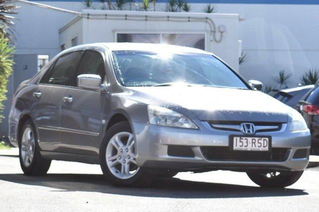Used Honda Accord VTi, Bowen Hills, 2007 Honda Accord VTi Sedan