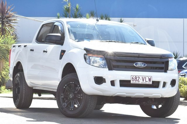 Used Ford Ranger XL Double Cab, Bowen Hills, 2014 Ford Ranger XL Double Cab Utility
