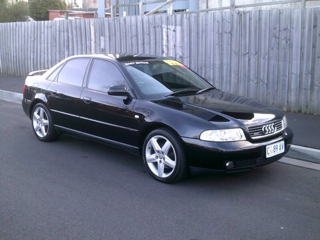 Used Audi A4 1.8 Turbo Quattro, North Hobart, 2000 Audi A4 1.8 Turbo Quattro Sedan