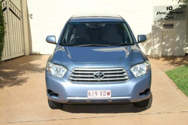 Discounted Used Toyota Kluger KX-R 2WD, Bundall, 2007 Toyota Kluger KX-R 2WD GSU40R Wagon