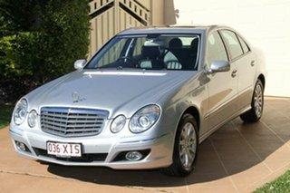 2007 Mercedes-Benz E350 Elegance W211 MY07 Sedan