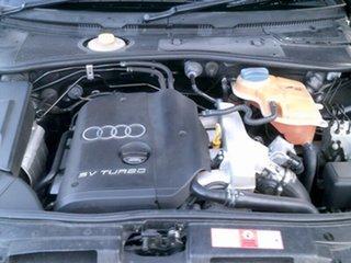 2000 Audi A4 1.8 Turbo Quattro Sedan.
