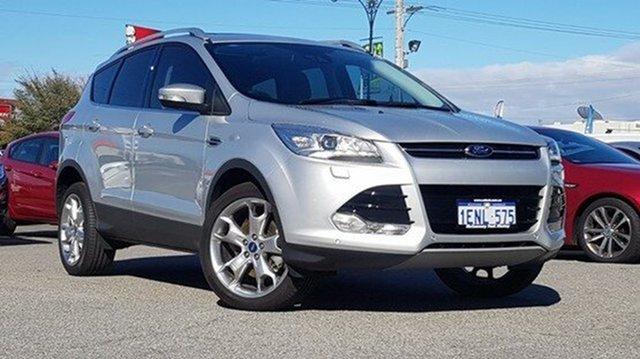 Used Ford Kuga Titanium PwrShift AWD, Morley, 2014 Ford Kuga Titanium PwrShift AWD Wagon