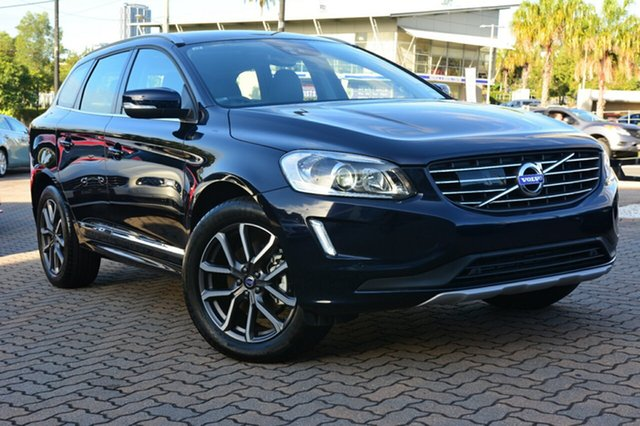 Demonstrator, Demo, Near New Volvo XC60 D5 Geartronic AWD Luxury, Southport, 2015 Volvo XC60 D5 Geartronic AWD Luxury Wagon