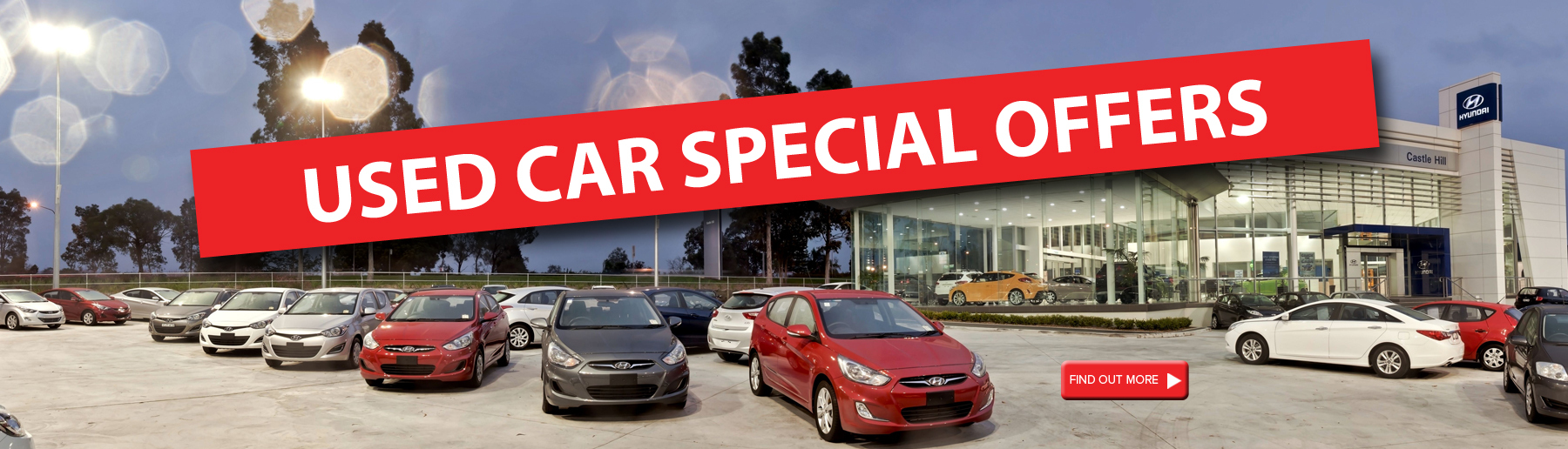 Used Car Special Offers