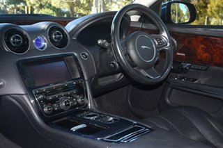 2010 Jaguar XJ Premium LWB Luxury Sedan.