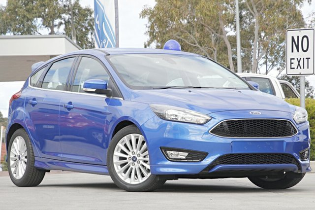 Discounted New Ford Focus Sport, Narellan, 2017 Ford Focus Sport Hatchback