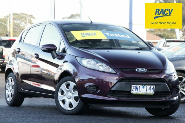 Used Ford Fiesta CL PwrShift, Hoppers Crossing, 2013 Ford Fiesta CL PwrShift Hatchback
