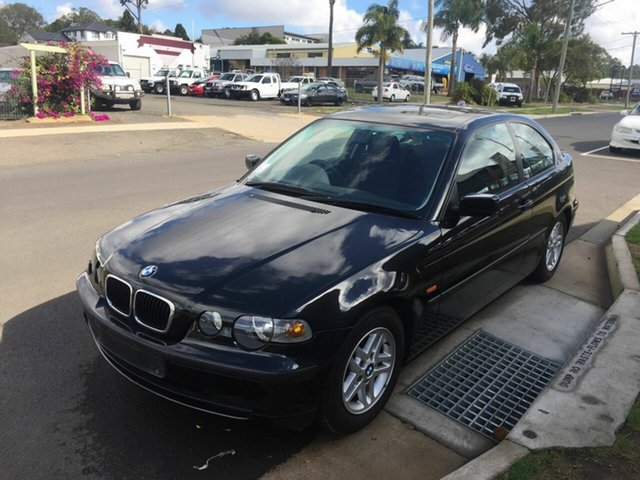 Used BMW 316TI, Toowoomba, 2002 BMW 316TI Hatchback