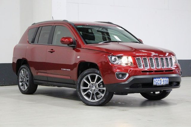 Used Jeep Compass Limited (4x4), Bentley, 2016 Jeep Compass Limited (4x4) Wagon