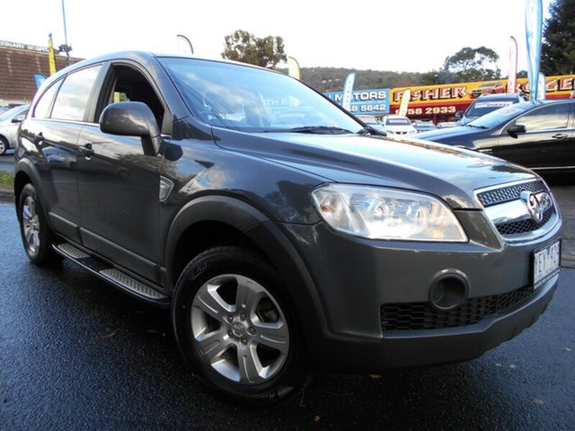 Used Holden Captiva SX (4x4), Upper Ferntree Gully, 2010 Holden Captiva SX (4x4) Wagon