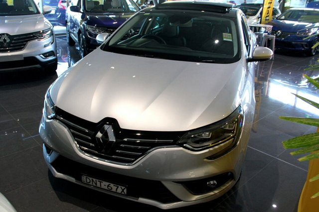 Discounted Demonstrator, Demo, Near New Renault Megane Intens EDC, Wickham, 2017 Renault Megane Intens EDC Sedan