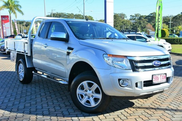 Used Ford Ranger XLT Super Cab, Southport, 2013 Ford Ranger XLT Super Cab Utility