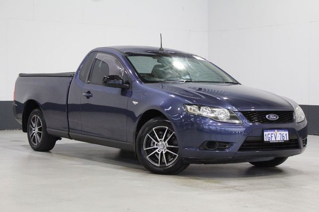 Used Ford Falcon, Bentley, 2008 Ford Falcon Utility