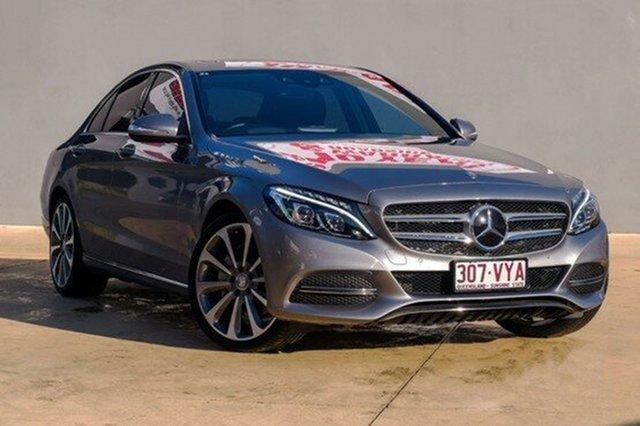 Used Mercedes-Benz C250 BlueTEC 7G-Tronic +, Moorooka, Brisbane, 2015 Mercedes-Benz C250 BlueTEC 7G-Tronic + Sedan