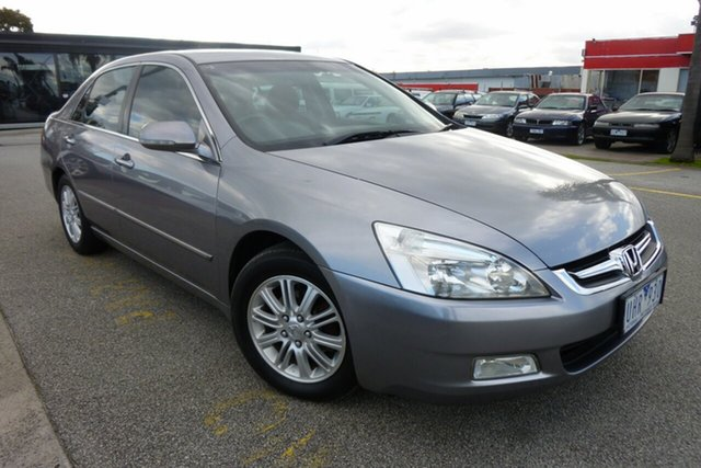 Used Honda Accord V6 Luxury, Cheltenham, 2006 Honda Accord V6 Luxury Sedan
