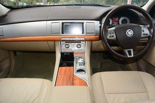 2011 Jaguar XF Luxury Sedan.