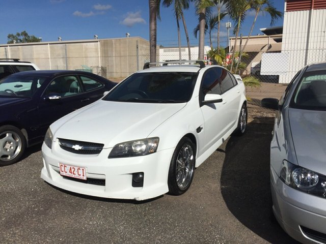 Used Holden Commodore SV6, Winnellie, 2006 Holden Commodore SV6 Sedan