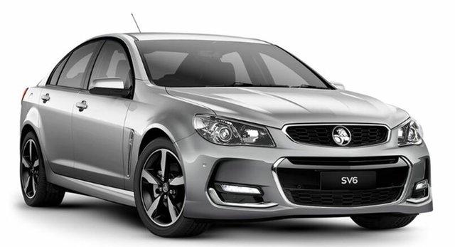 New Holden Commodore SV6, Atherton, 2017 Holden Commodore SV6 Sedan