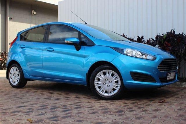 Used Ford Fiesta Ambiente, Cairns, 2014 Ford Fiesta Ambiente Hatchback