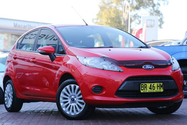 Discounted Used Ford Fiesta LX PwrShift, Narellan, 2012 Ford Fiesta LX PwrShift Hatchback