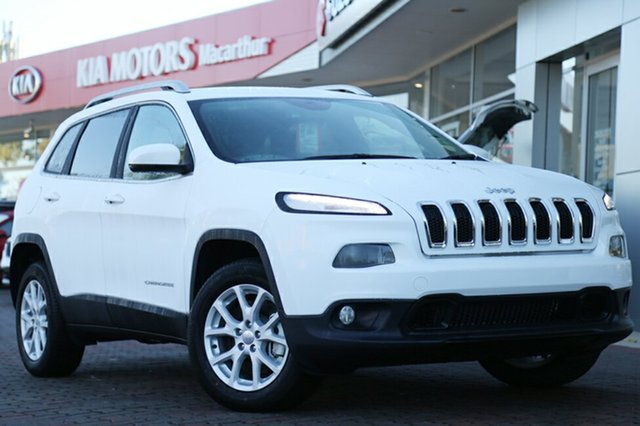 Discounted New Jeep Cherokee Longitude, Southport, 2017 Jeep Cherokee Longitude SUV