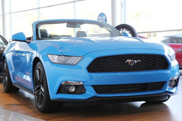 Discounted New Ford Mustang SelectShift, Narellan, 2017 Ford Mustang SelectShift Convertible