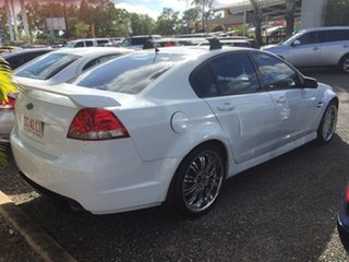 2006 Holden Commodore SV6 Sedan.