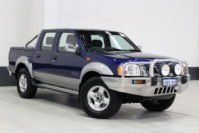 Used Nissan Navara ST-R (4x4), Bentley, 2004 Nissan Navara ST-R (4x4) Dual Cab Pick-up