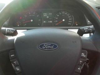 2012 Ford Falcon Ute Super Cab Utility.