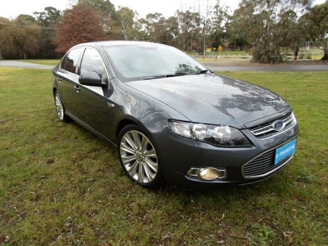 Discounted Used Ford Falcon G6 Limited Edition EcoBoost, Cheltenham, 2012 Ford Falcon G6 Limited Edition EcoBoost Sedan