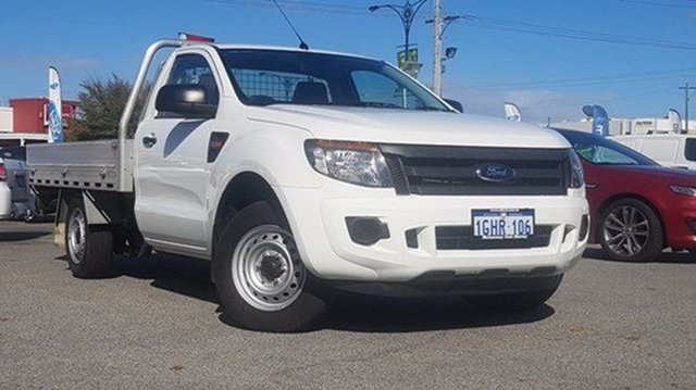 Used Ford Ranger XL 4x2, Morley, 2014 Ford Ranger XL 4x2 Cab Chassis