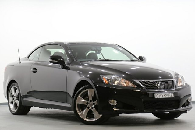 Used Lexus IS250 C Sports, Southport, 2011 Lexus IS250 C Sports Convertible