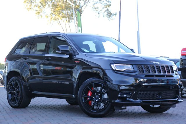 Discounted New Jeep Grand Cherokee SRT, Narellan, 2017 Jeep Grand Cherokee SRT SUV