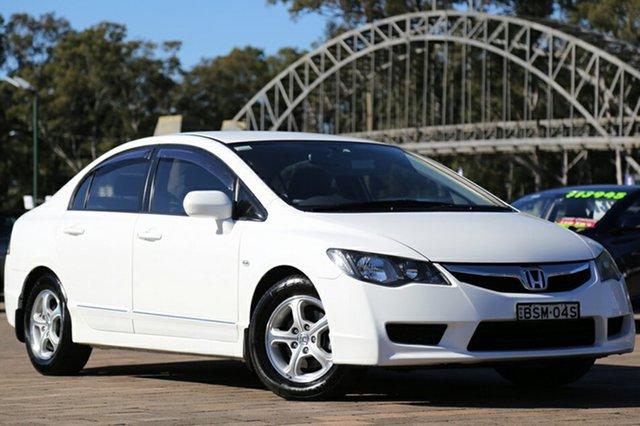 Used Honda Civic VTi, Warwick Farm, 2010 Honda Civic VTi Sedan
