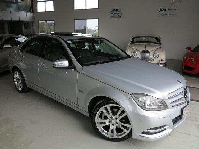Used Mercedes-Benz C250 CDI BlueEFFICIENCY 7G-Tronic + Avantgarde, Albion, 2012 Mercedes-Benz C250 CDI BlueEFFICIENCY 7G-Tronic + Avantgarde Sedan